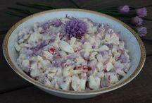 Odkryj przepisy na wiosenne sałatki / Polecamy przepyszne, lekkostrawne i zdrowe sałatki. Potrawy te są łatwe w przygotowaniu. To wspaniałe przekąski na każdą okazję