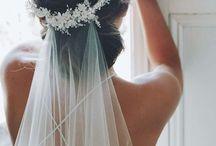 Bryllup- Hårfrisyrer