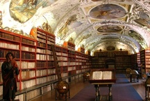 Book pr0n / Because cool book shelves / libraries make me go weak in the knees...