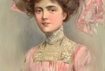Art - Victorian Art / by Elaine Mote