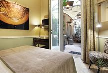 """Top rooms to defy the heat wave in Paris / """"Summertime, and the livin' is easy"""" Ira Gershwin"""