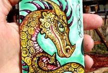 dragon / by Jennifer Boyd