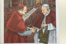 Concilio Vaticano II / Tema de la asignatura de Religión 4º ESO
