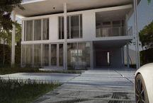MiMo Architecture / Modern Houses of Miami