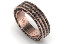 Men's Fine Jewellery / Collection of men's fine jewellery by designer and master craftsman, Bobby White