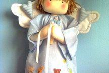 dolls / by debbie Gillinger