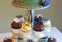 Train birthday party theme / by Maddie Bourgeois
