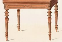Classicism furniture / History of Furniture Design - classicism furniture