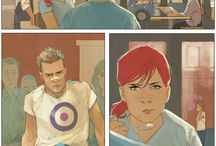Comics / Favourite characters and stories in comic books