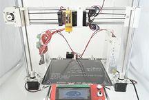 3D Printers / http://printednerd.tumblr.com/