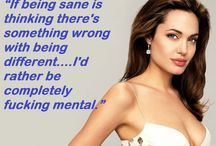 Angelina Jolie / Woman crush :0
