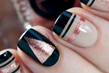Striped Nails / All great images about striped nail & nail art tutorial