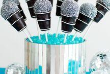 Cakes - musical / Musical cake ideas for little girls