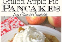 Pancakes for a Pumpkin