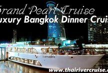 Cruises Tour Bangkok Thailand / Cruises Tour Bangkok Thailand River Sight Seeing Cruise Bangkok Dinner Cruise Ayutthaya River Cruise Bangkok Canal Tour