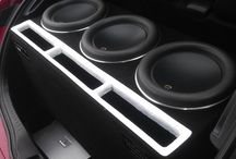 Custom bass boxes / Car Audio In Coulsdon