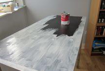 peinture et brico