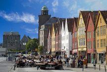 Bergen City, NORWAY / My hometown