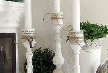 Shabby - Vintage - Brocante / Shabby Chic, Vintage, Brocante...  Diy, Lace, Canvas, Batiste. Linen, Old furniture etc.