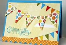 DSP - Big Top Birthday - Stampin' Up