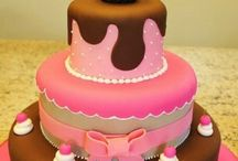 Amazing cakes board! / Fun amazing cakes for all occasions! Enjoy! / by Crosby Reid