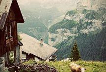 // mountains // berge // / mountain love. berg liebe . wanderschaft. wanderlust
