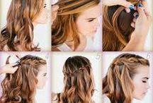 Hair/  Tranças e Outros