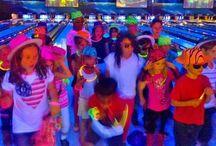Cosmic Glow Bowling / Glow Bowling!