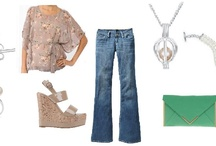Shoshanah's Picks: Around Town / Each week, Shoshanah (who has fabulous taste IMHO) will be putting together a complete outfit, accessorized with Shadora jewelry! No need to hit the malls – she will do the shopping for you! This week's look is Around Town – what do you think? / by Shadora.com