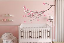 Nursery, Baby, & Kids Room Decorating / Decorating tips and tricks for Nurseries and rooms that are kid friendly. Ideas and do it yourself decorations and decor for your child's bedroom and play spaces. Taking your house and transforming it into a comfortable home for your children to play and be kids. / by Amanda's Designer Decals