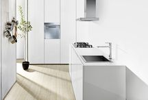 Pure White / It's crisp and clean. It's pristine. White is a timeless, classic decor choice.