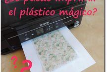plástico magico