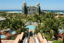 Most Splashing Hotels around the World / Check out the hotels with the best waterslides! Drop down 90 foot, slide underneath the sharks or ride a different slide every day of your vacation.