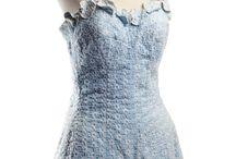 Vintage fashion: 1950s / Fashion of 1950s