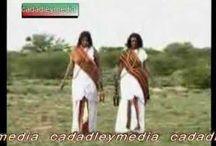 Niiko, Dhaanto, Buranbuur, Bantu ja muita somalialaisia tansseja / Somalialaisia häihin liittyviä tansseja.