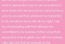 prayer for Flower Exclusive Boutique