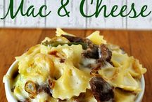 Philly Mac and cheese