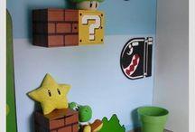 Mario bros kamer