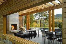 pergolas & outdoor ceilings