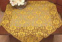 Serwety koronkowe i ręczne mereżki / Obrusy wykonane na szydełku, serwety koronkowe oraz wyroby wykończone ręczną mereżką. Oryginalne prezenty handmade elegancko zapakowane.