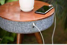 speaker furniture