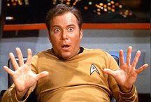"Star Trekin' ""Captain's Log"" / by Kidd Lace"