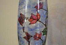 El meu vidre / Reciclo vidre, el pinto