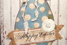 Sweet Easter / Easter Decor and Crafts