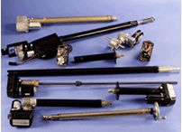 """Satellite Actuators / The Venture """"Maxi"""" is an acme screw actuator that has been the staple of the Home Satellite TVRO Industry for years. With well over 1 million produced we still provide the industry with these reliable actuators for service and new installation needs."""