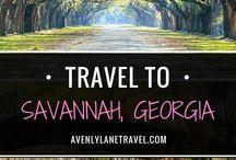 Beautiful Savannah
