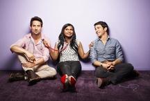 Mindy's Peeps / Photos of The Mindy Project cast.
