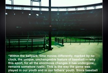 Love of the game ♥ / by Shannon Tadlock