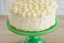 Gros gâteaux