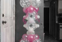 fiesta de globos